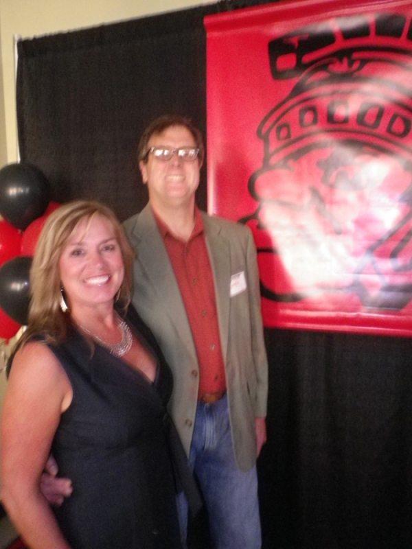 Dana and Jim Fox